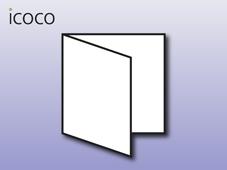 Booklet, 4-seitig, 4/1-farbig