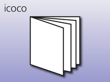 Booklet 8- bis 20-seitig