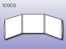 Digisleeve, 6-seitig, 2 Sleeves