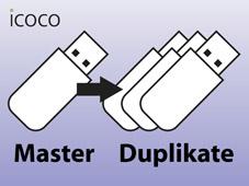 USB Dupliaktion